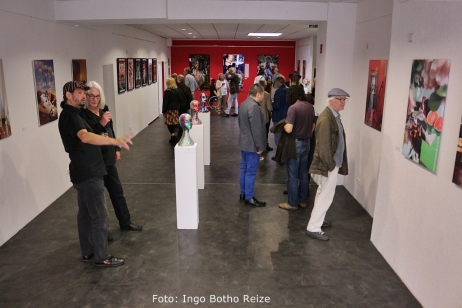 Blind Spots - Galerie Display // Flaca, Urszula Golaszewska, Jun Schäffer // 2016