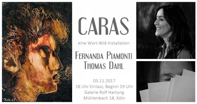 Caras, Fernanda Piamonti, Thomas Dahl