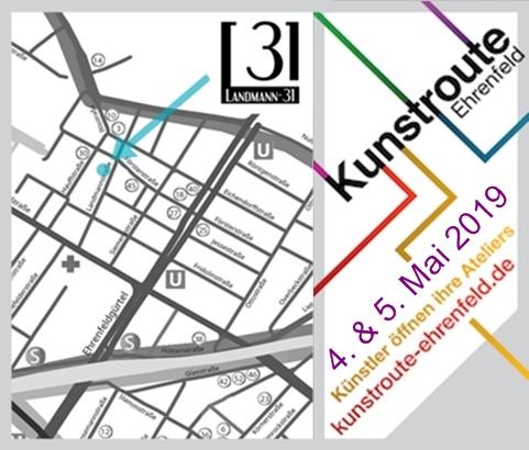 Kunstroute Ehrenfeld 2019